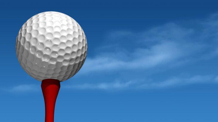 ゴルフのショット「芯」が入ると結果を体感♪