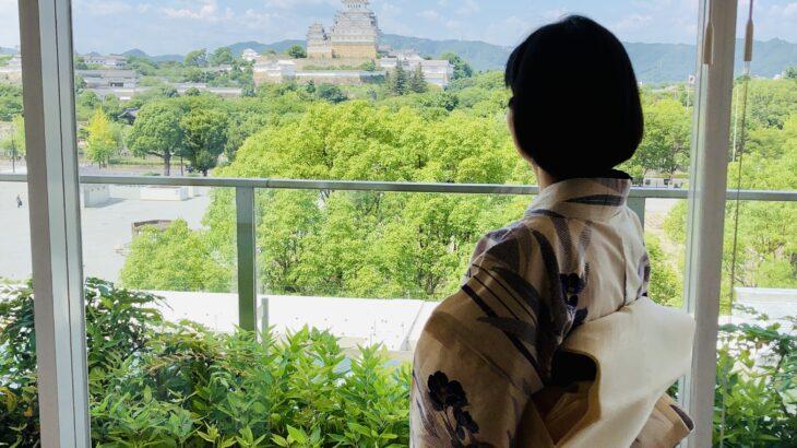心静楽長年「魂と心のお茶室in姫路」